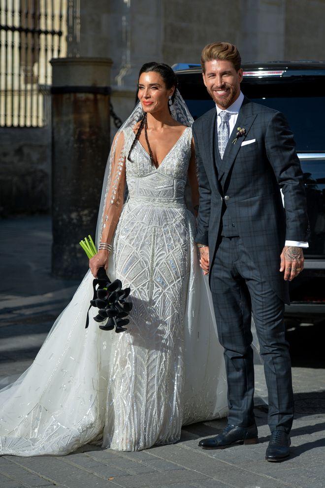 ¿Qué vestido de novia te parece más ideal?