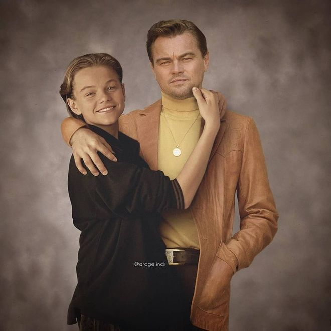 ¡Leonardo DiCaprio!