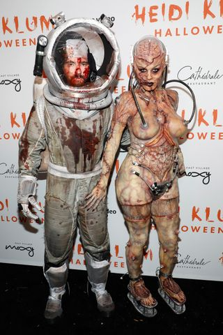 Heidi Klum und Tom Kaulitz, 2019
