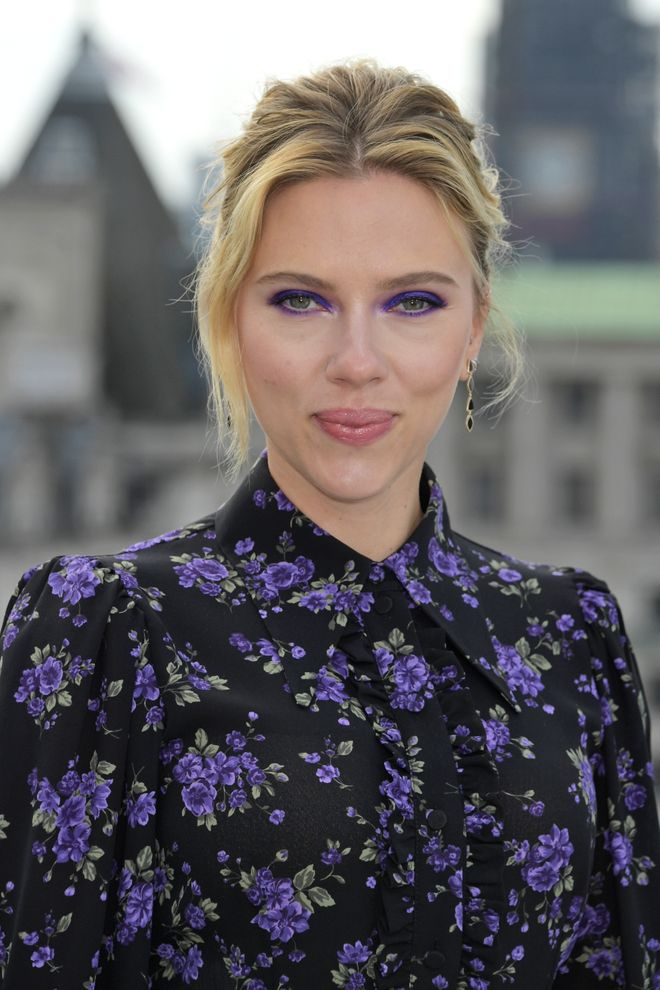 Ay, Scarlett... ¡quién te ha visto y quién te ve!