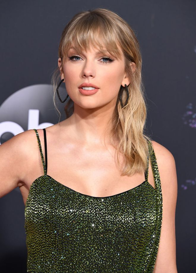 I look delle star agli American Music Awards 2019: Taylor Swift