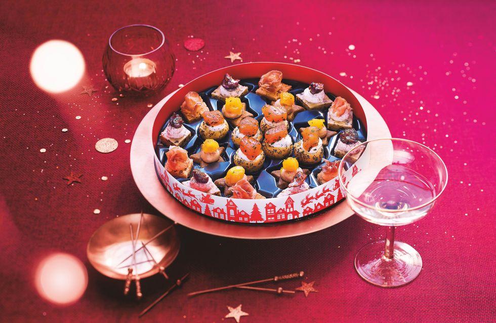 20 produits à mettre sur sa table de fêtes pour Noël