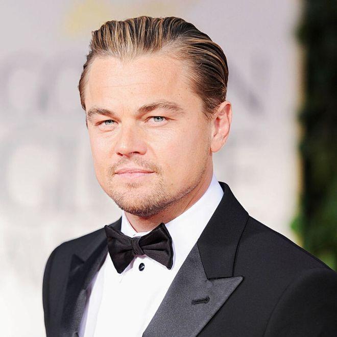 Le star che non sorridono mai: Leonardo DiCaprio