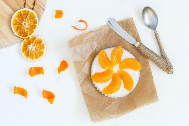 Gâteau yaourt aux clémentines