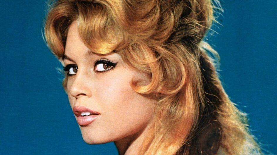 Le acconciature d'epoca più belle di Brigitte Bardot