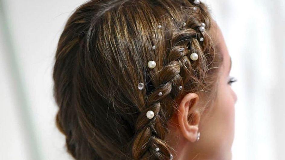 50 idées de coiffures de mariage pour cheveux longs