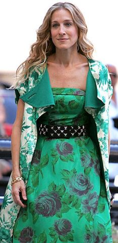 I 30 look iconici di Carrie Bradshaw