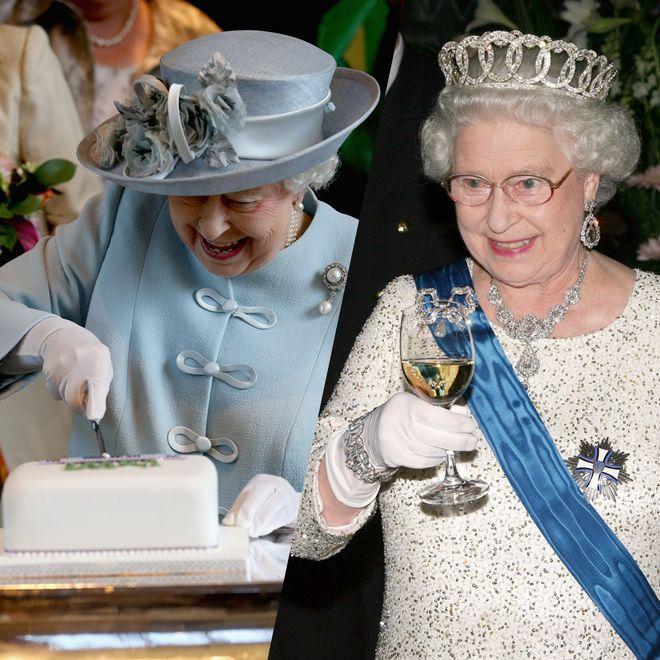 Die überraschenden Essgewohnheiten von Queen Elisabeth II.
