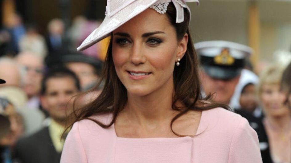 I look più belli di Kate Middleton in rosa e in viola