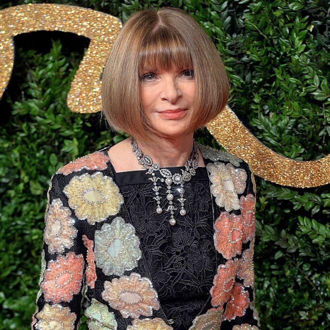 Die schönsten Looks von Anna Wintour der letzten 30 Jahre