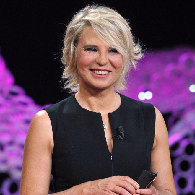 La star della TV italiana: Maria de Filippi