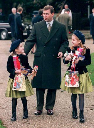 Foto Natale Famiglia Reale Inglese 1990.I Look Della Famiglia Reale Per Le Feste Di Natale