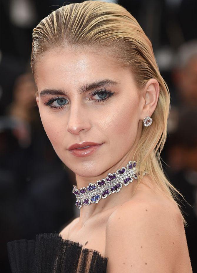 Party-Make-up: Glamour-Looks zum Nachschminken (Caro Daur)