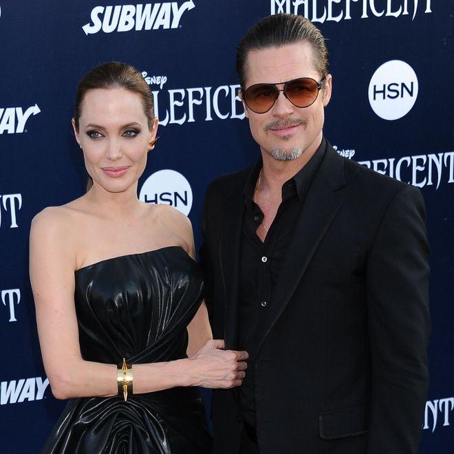 Tutte le ex di Brad Pitt
