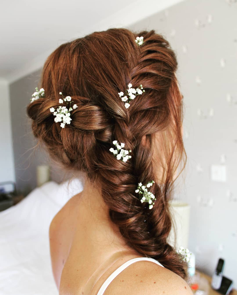 Coiffure Mariage Tresse 30 Inspirations