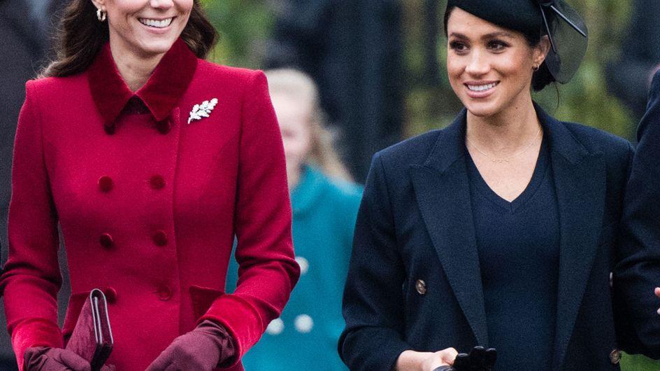 Royal Christmas: Die schönsten Weihnachtslooks von Kate & Co.