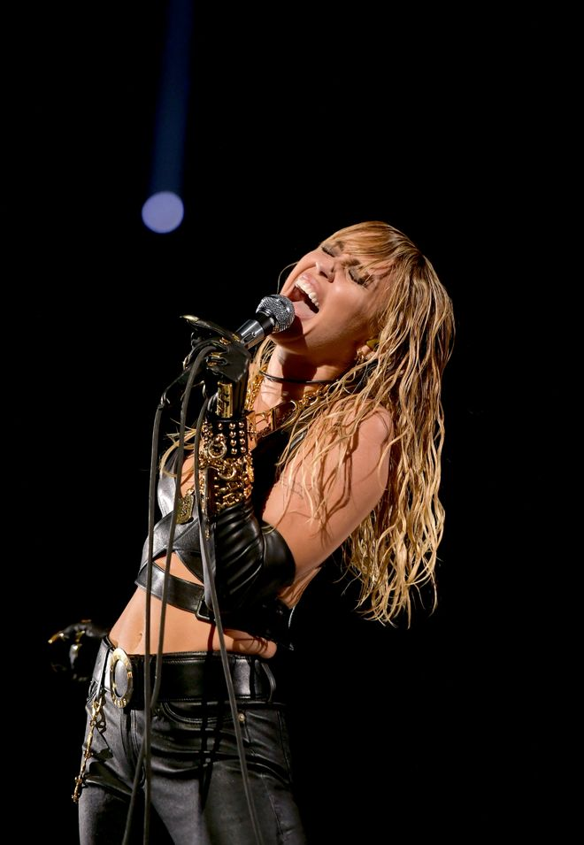 1. Miley Cyrus
