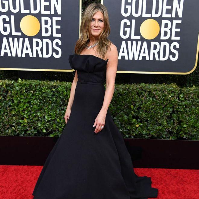 I look dei Golden Globe 2020: Jennifer Aniston
