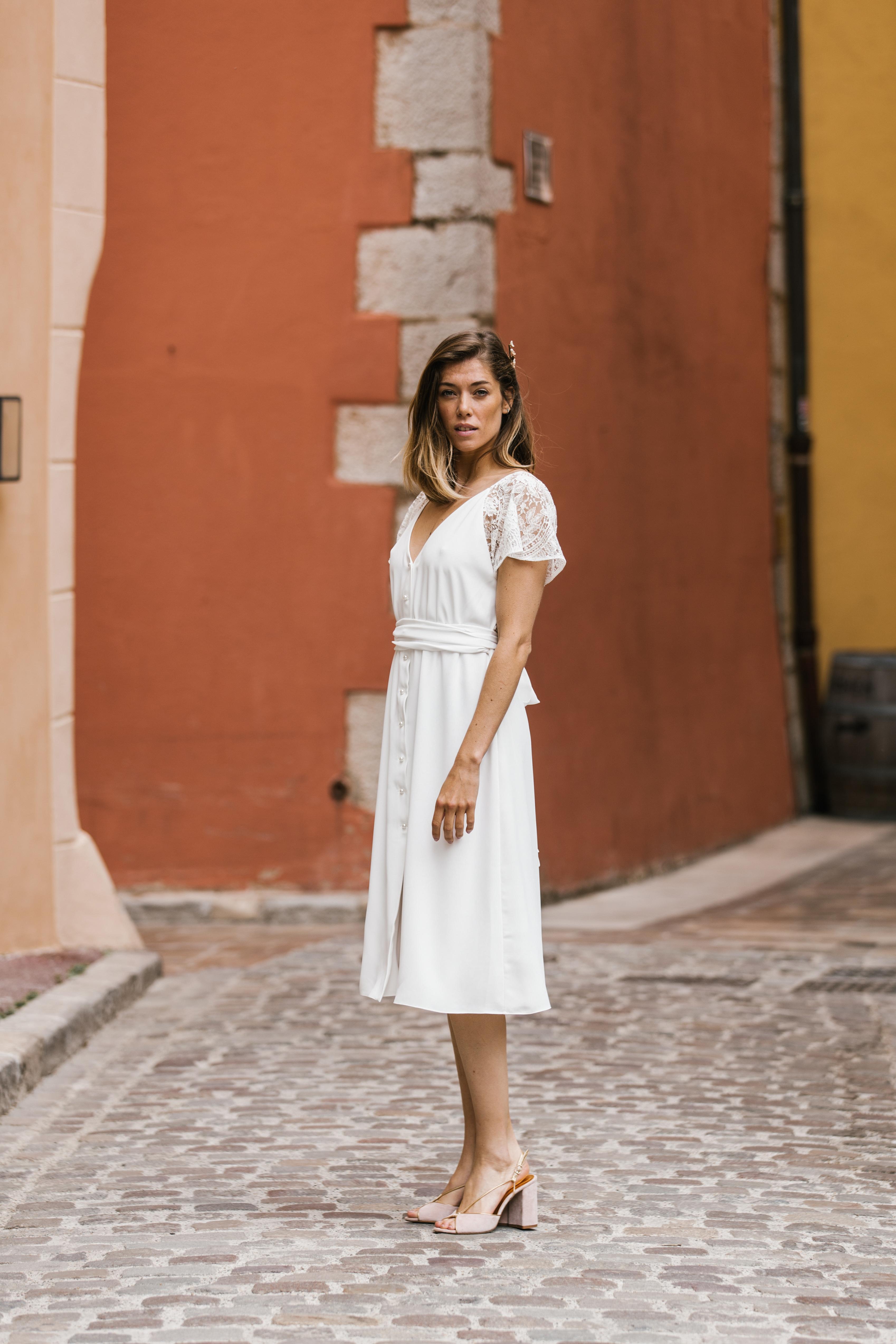 Les Plus Belles Robes De Mariee Civile