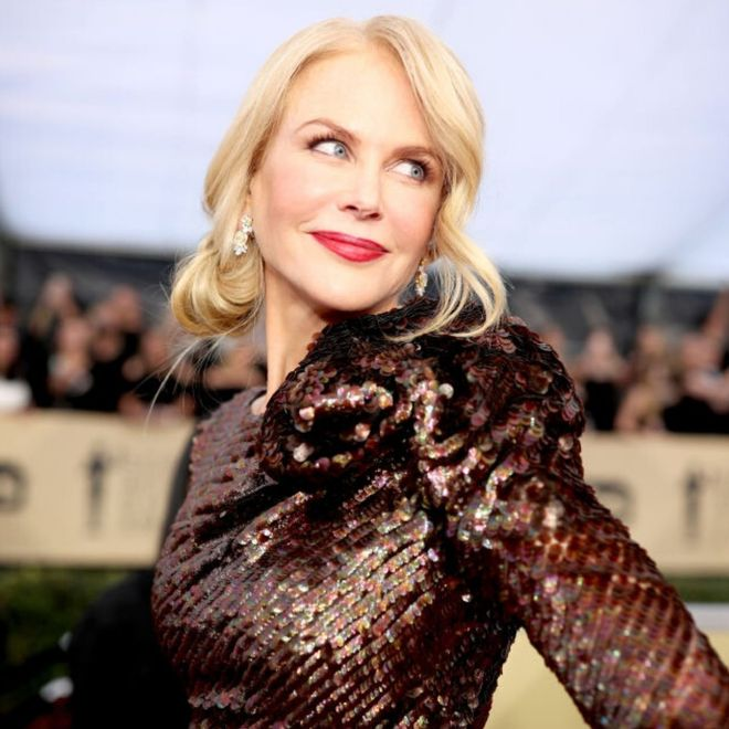 I look di Nicole Kidman