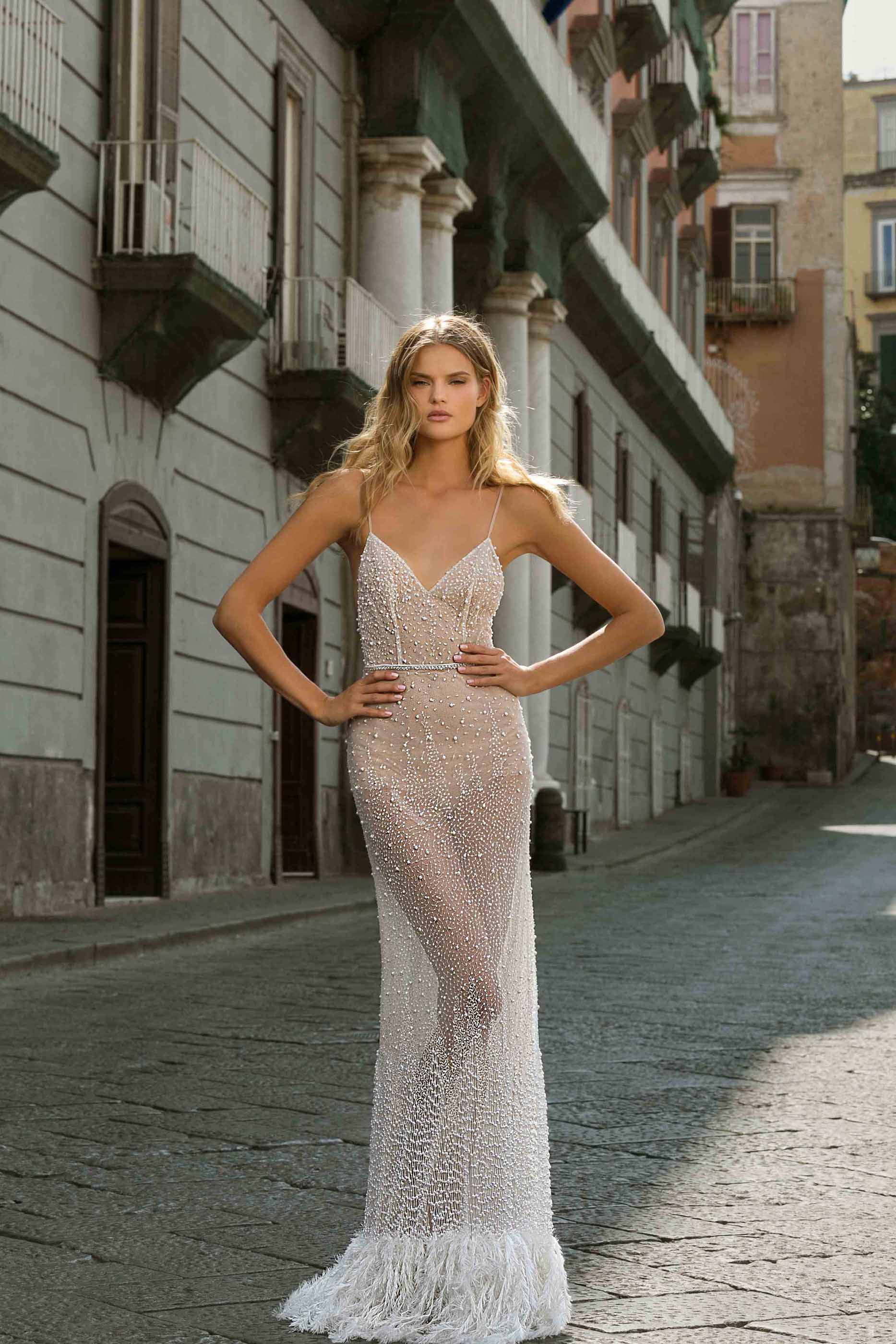 Goldene Brautkleider: So schön sind die Trend-Kleider 20