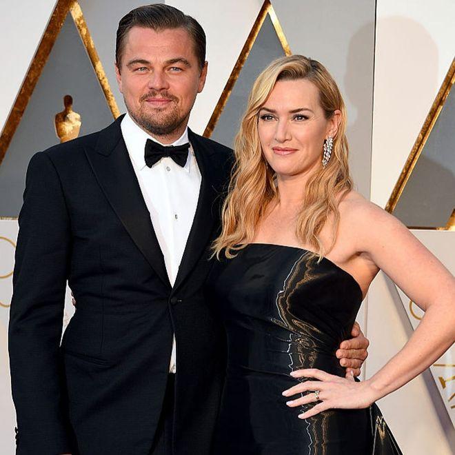 Echte Freunde sind in Hollywood selten: Leonardo DiCaprio und Kate Winslet