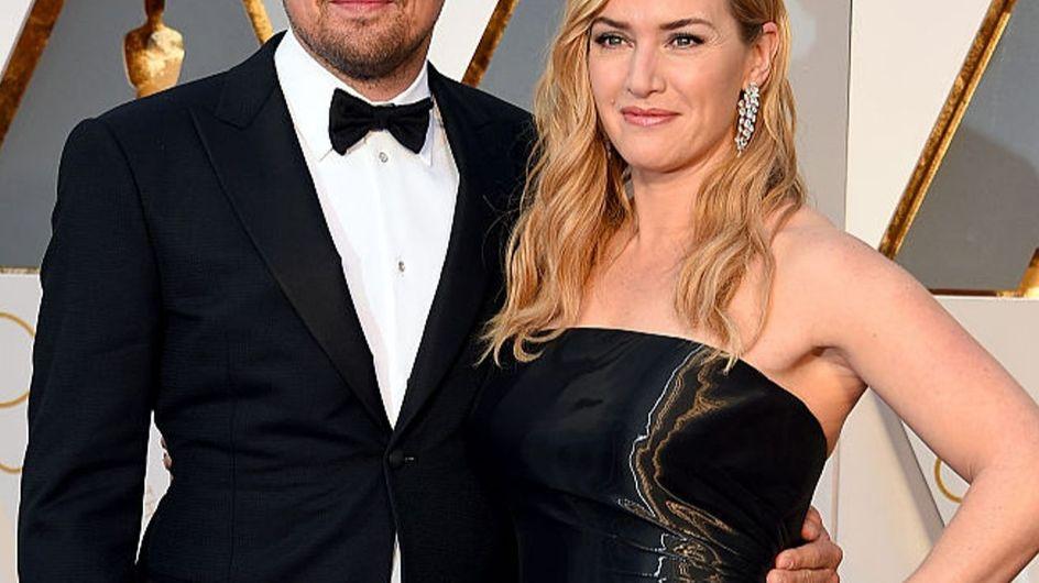 Leonardo DiCaprio und Kate Winslet: Hollywoods schönste Freundschaft