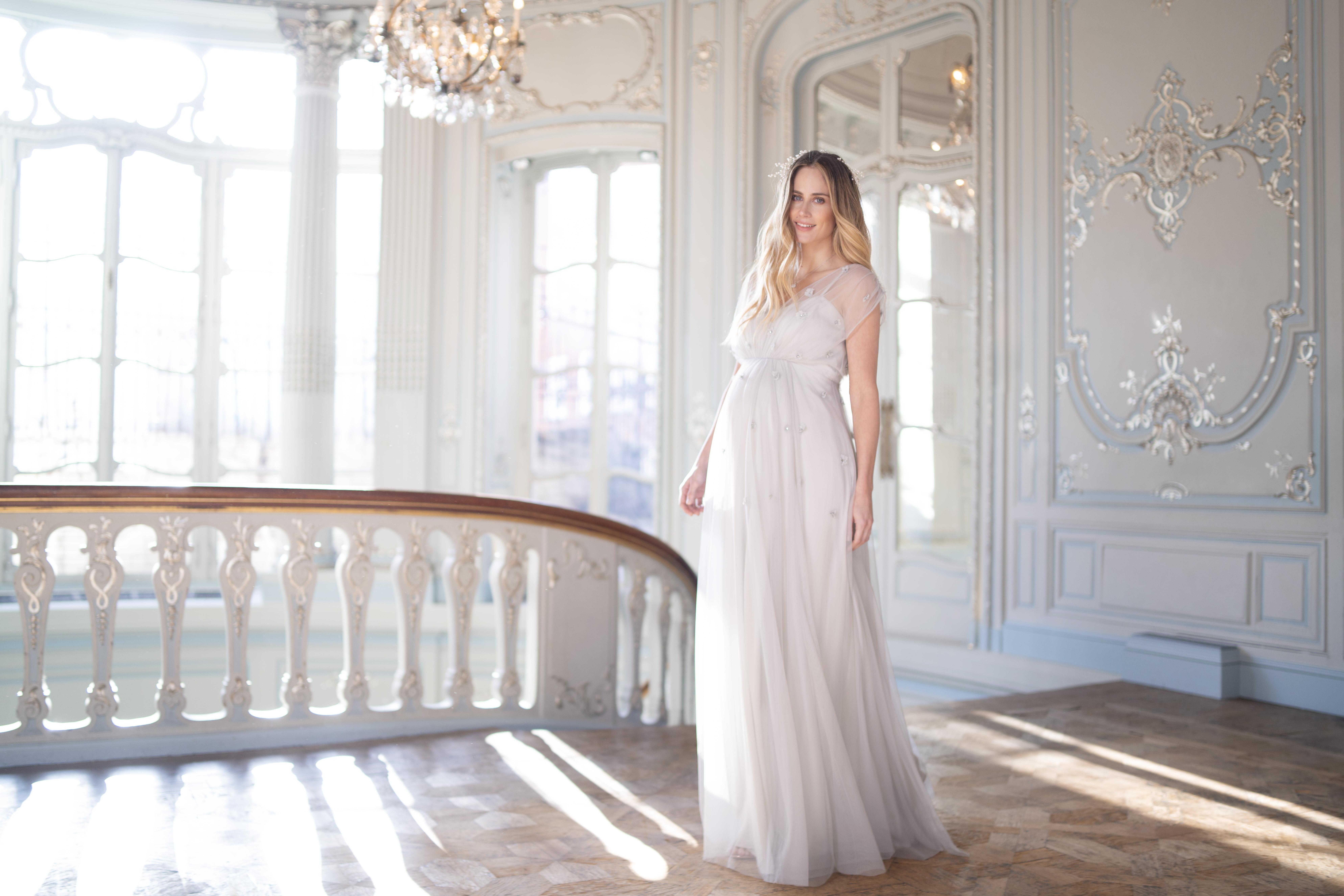 Robe De Mariee Femme Enceinte