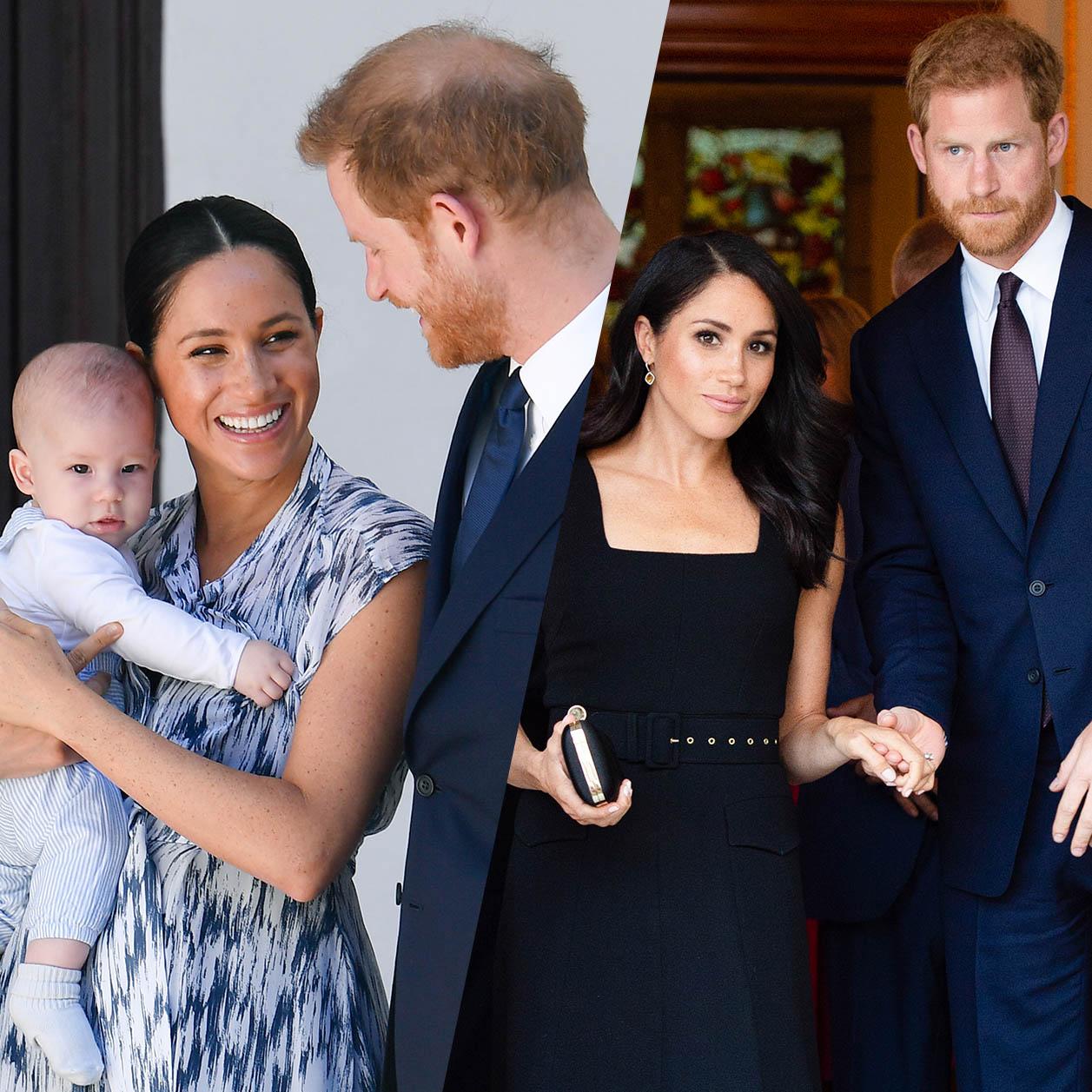 Tout ce que vous devez savoir sur la nouvelle vie de Meghan Markle et du prince Harry