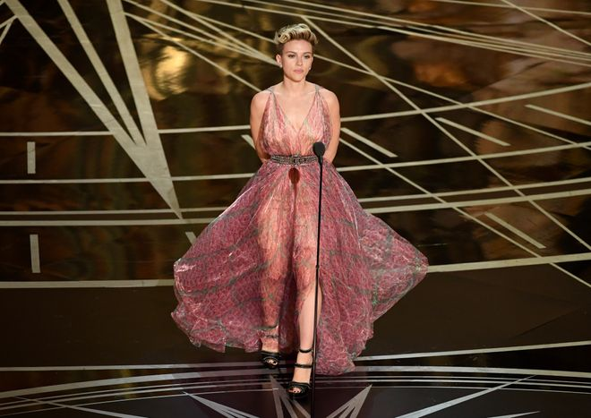 Scarlett Johansson im Vergleich: früher vs. heute