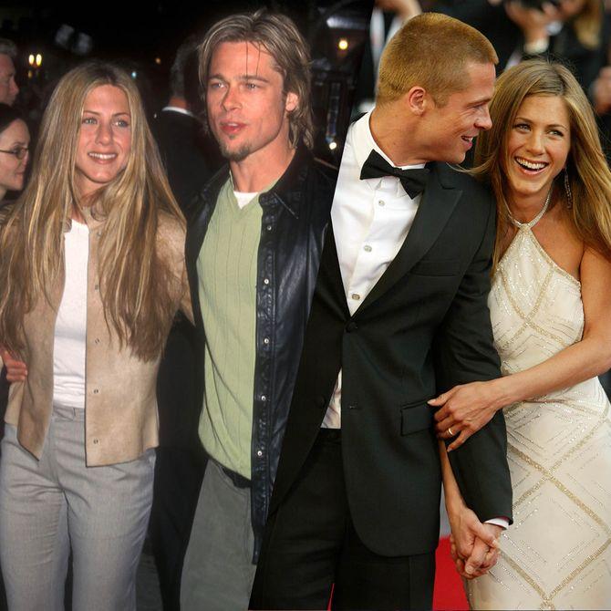 Retour sur le couple Jennifer Aniston et Brad Pitt