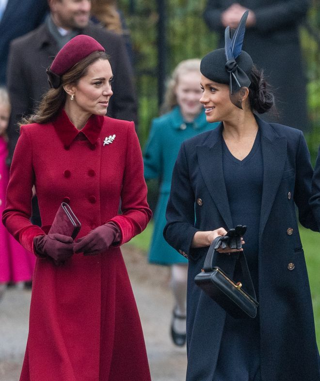 ¿Cómo fueron los primeros momentos de las duquesas en la familia?