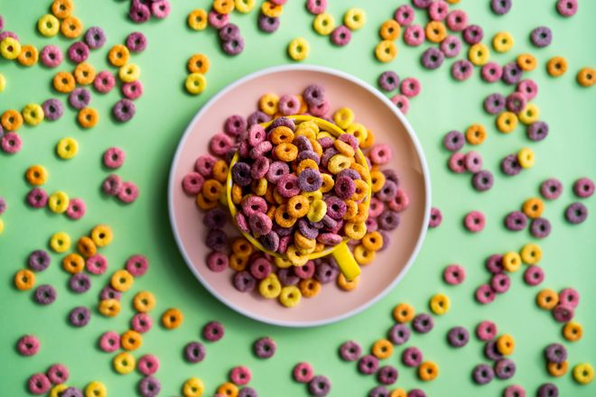 1. Cereales