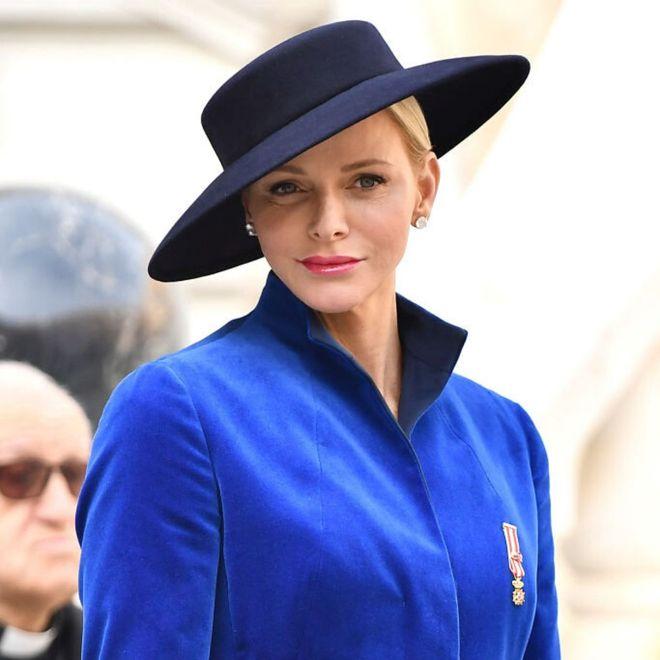 I look della principessa Charlène di Monaco