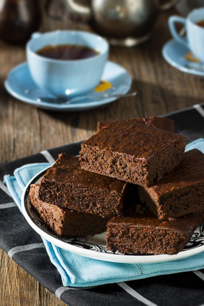 Gâteau au chocolat aux restes de pain