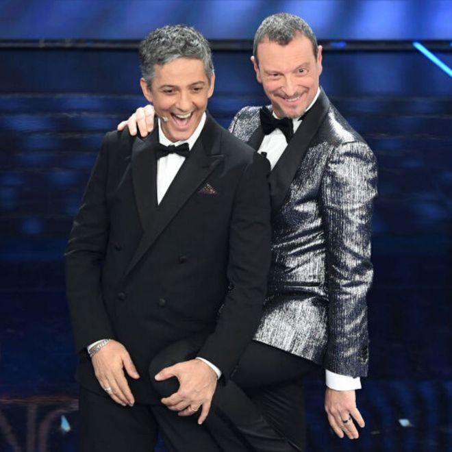 I presentatori della storia del Festival di Sanremo