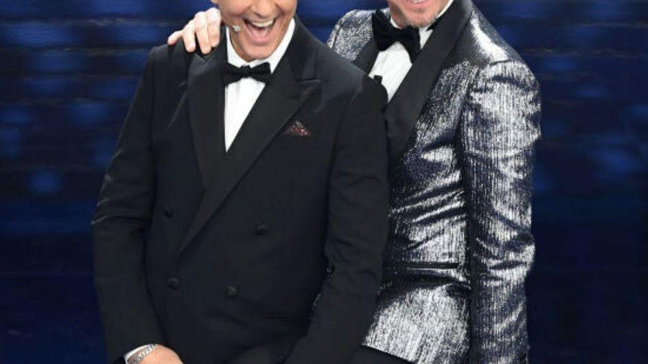 I presentatori più famosi del Festival di Sanremo