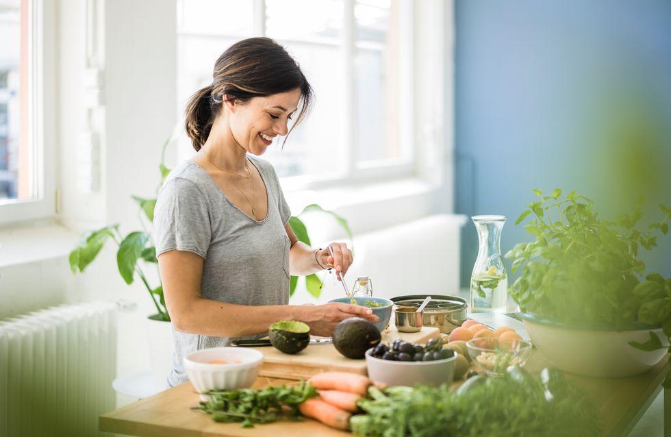 Que faire à manger quand je reçois des vegans ?