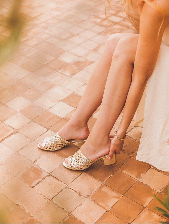 Les chaussures tendance du printemps 2020