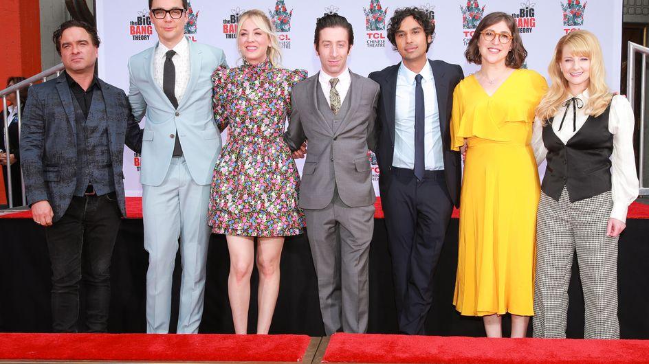 ¡Vuelve 'Big Bang Theory'! Repasamos el antes y después de sus protagonistas