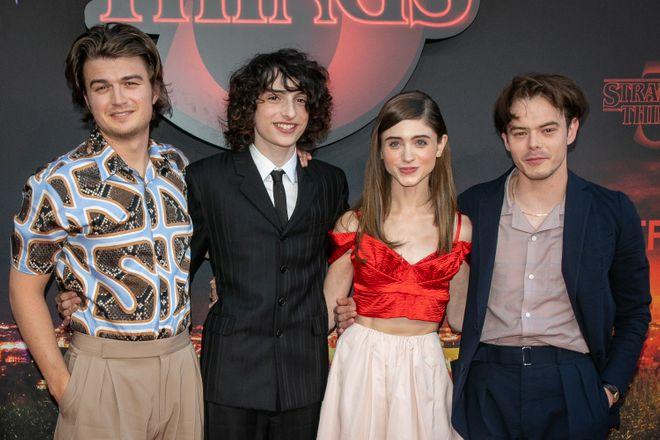 ¡Alucina con el cambio de estos jóvenes actores!