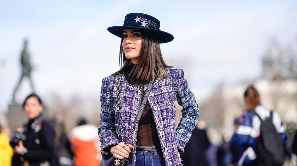 30 vestes en tweed pour être la plus chic