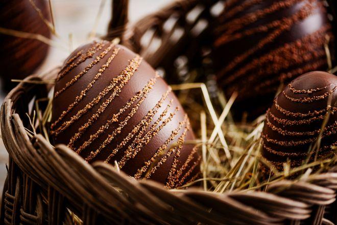 Les chocolats de Pâques 2020