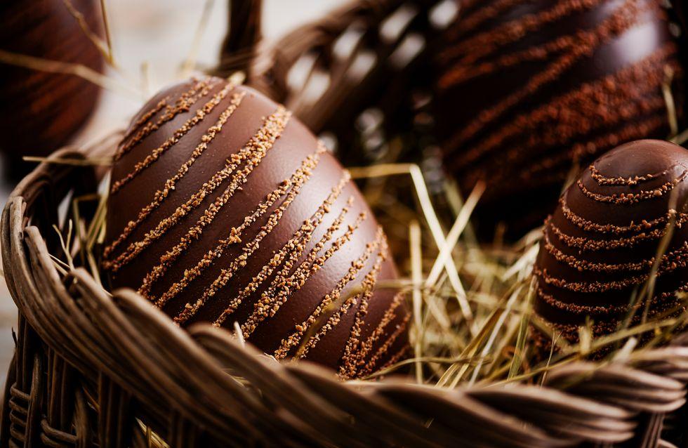 Attention, ces oeufs de Pâques font perdre la tête aux gourmands