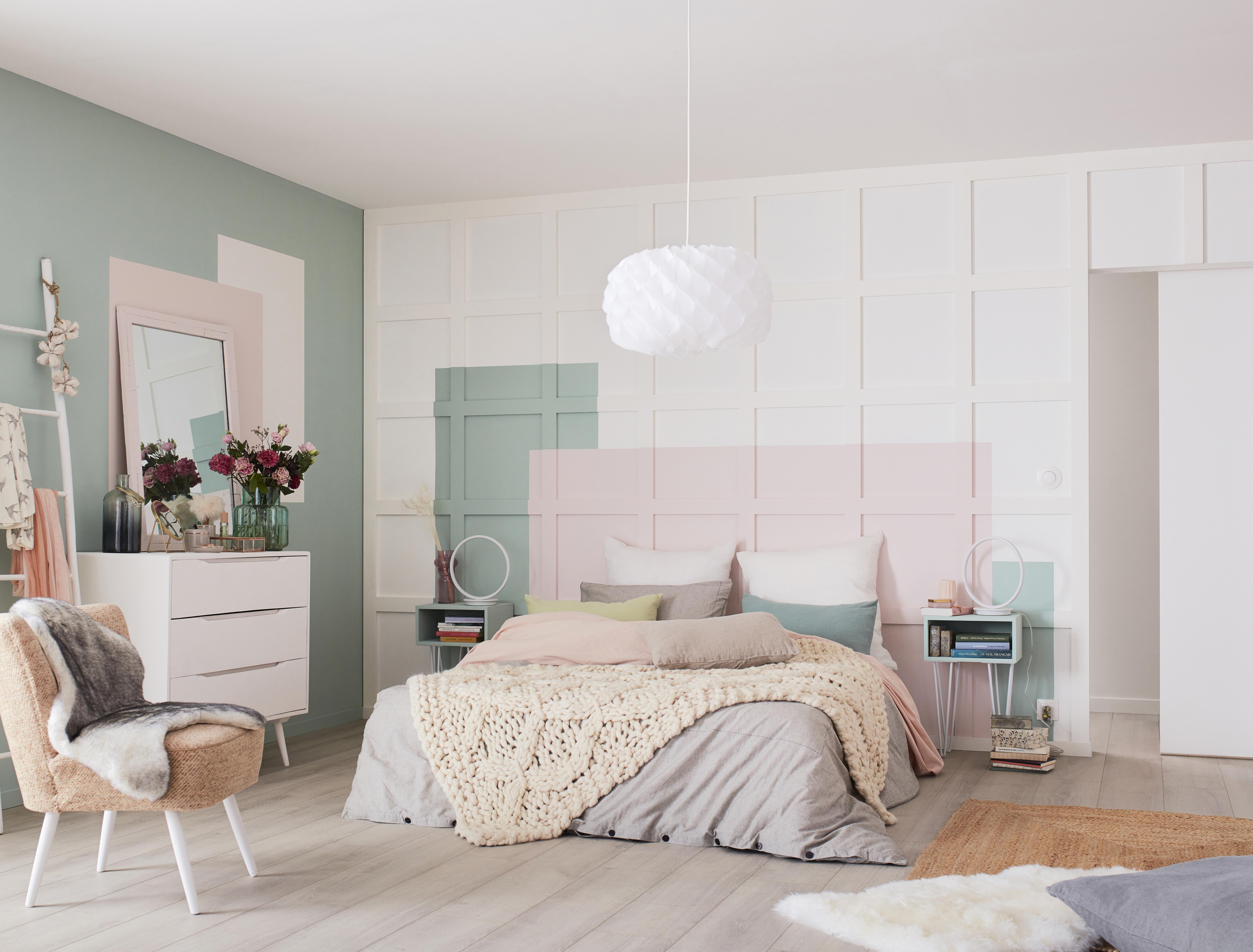 10 inspirations déco pour une chambre scandinave