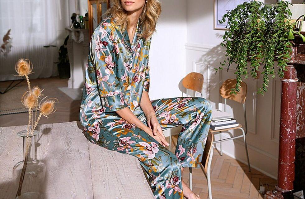 25 pyjamas pour cocooner avec style