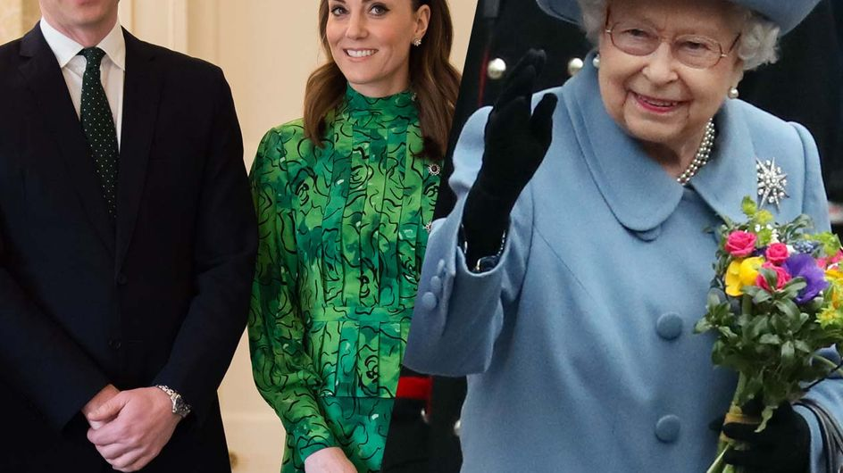 Comment la famille royale s'organise face à une situation de crise ?