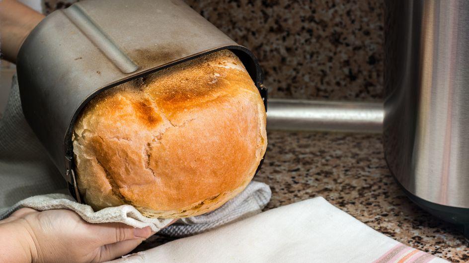 Nos recettes à faire avec une machine à pain (MAP)