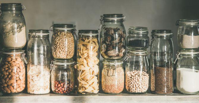 11 aliments qui ne périment jamais
