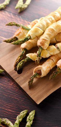 15 recettes pour cuisiner les asperges